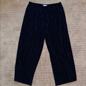 Madewell Pleated Pull-On Pant